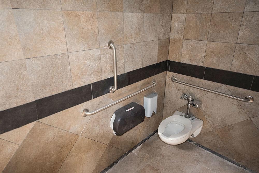 Covid 19 Bathroom