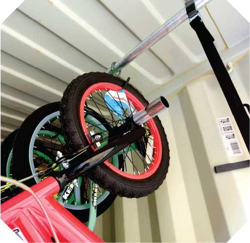 Portable Storage Accessories - Bike Racks