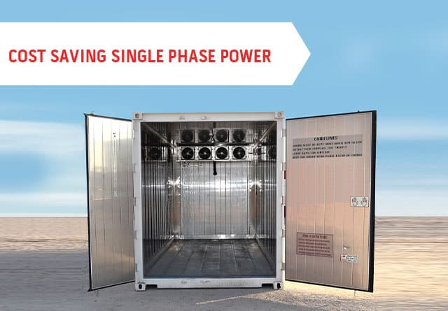 cost saving single phase power