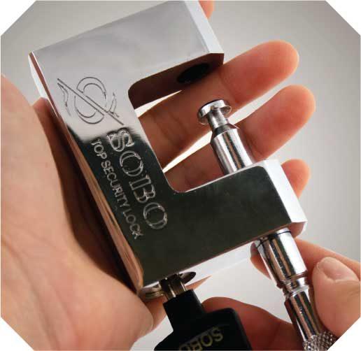 Portable Storage Accessories - Secure Locking